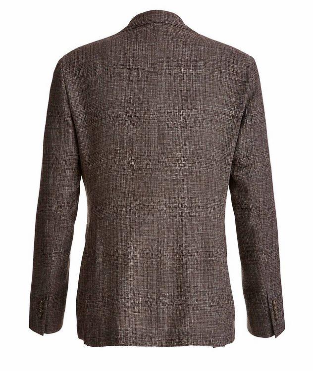 Open Weave Wool-Cotton-Linen Sport Jacket picture 2