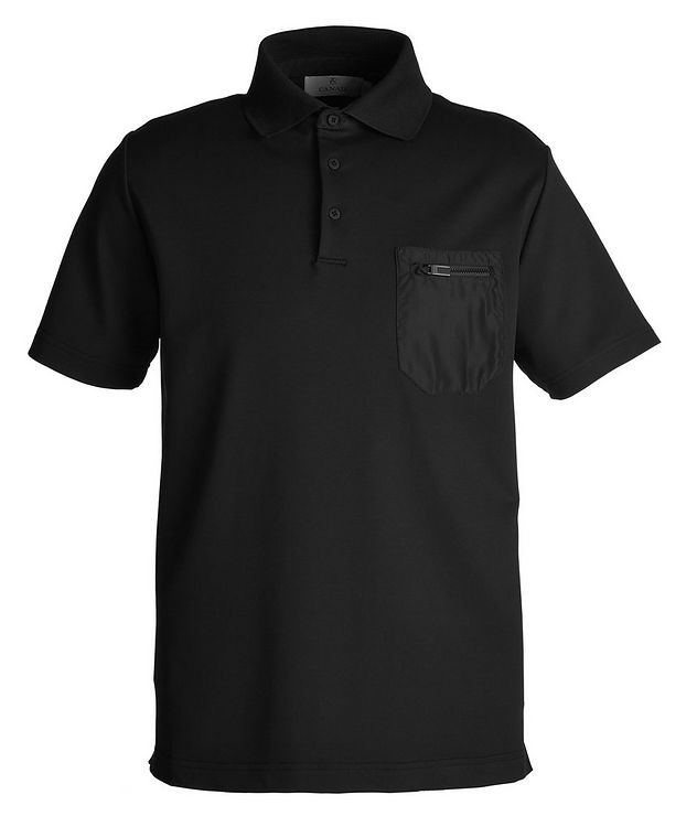 Tech-Stretchy Polo picture 1