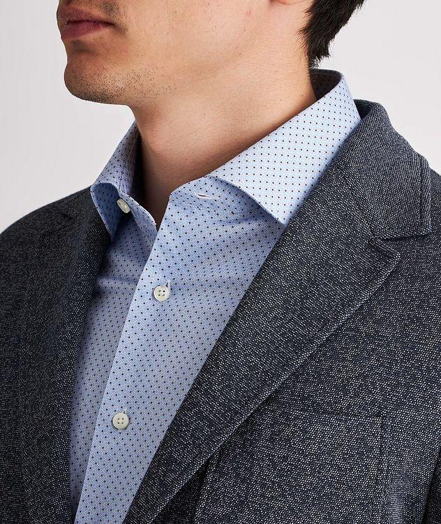 Unstructured Cotton-Blend Sports Jacket picture 4