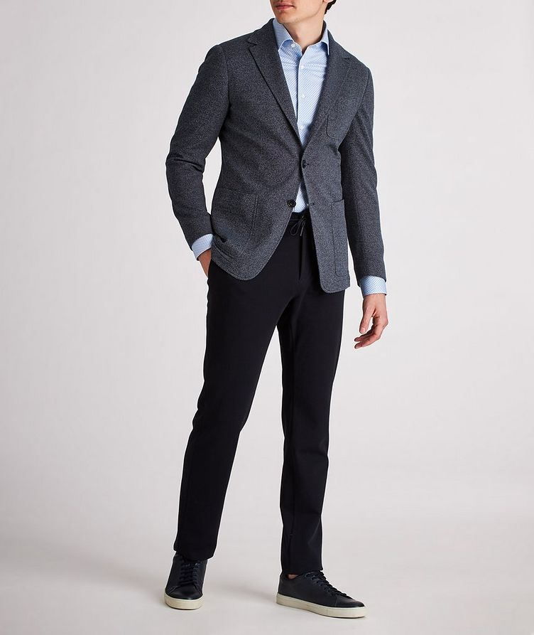 Unstructured Cotton-Blend Sports Jacket image 4