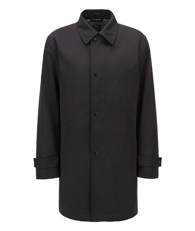 Recycled Mac Overcoat picture 1