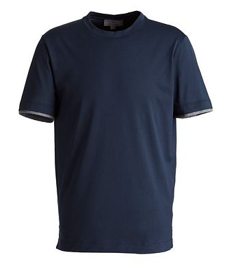 Canali Cotton T-Shirt