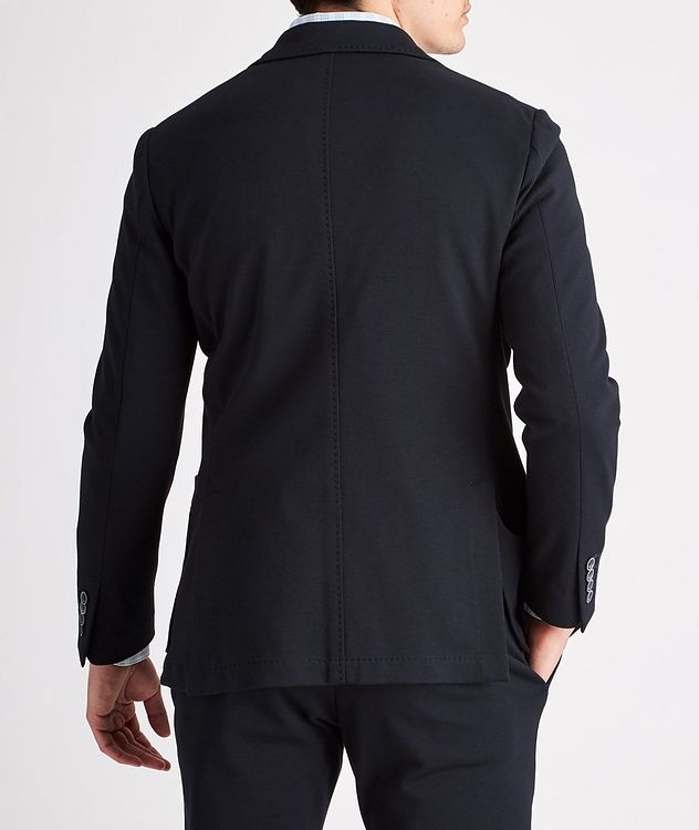 Stretch-Cotton Jersey Sport Jacket picture 3