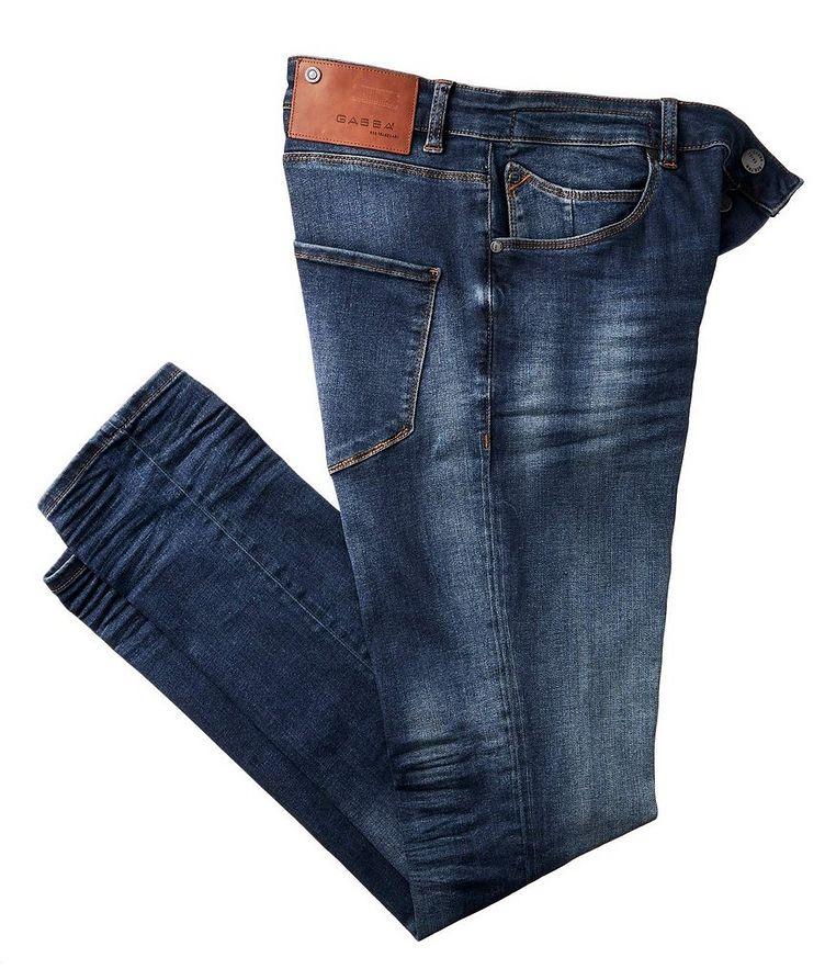 Rey Slim-Straight Jeans image 0