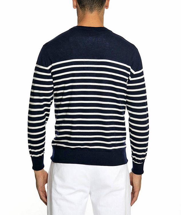 Striped Wool Sweater picture 3