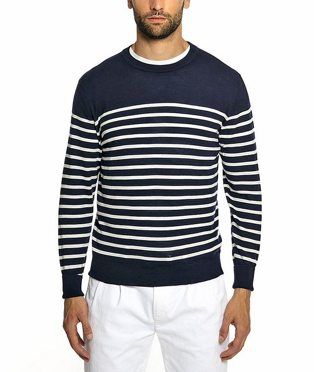 Striped Wool Sweater picture 1