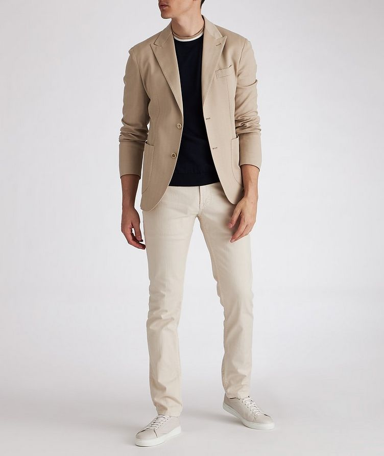 Stretch-Cotton Jeans image 4