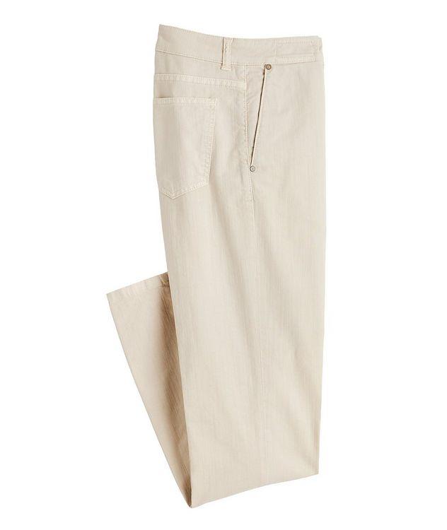 Stretch-Cotton Jeans picture 1