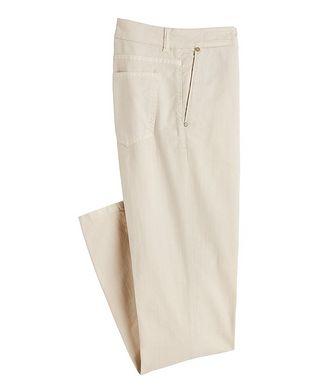 Eleventy Stretch-Cotton Jeans
