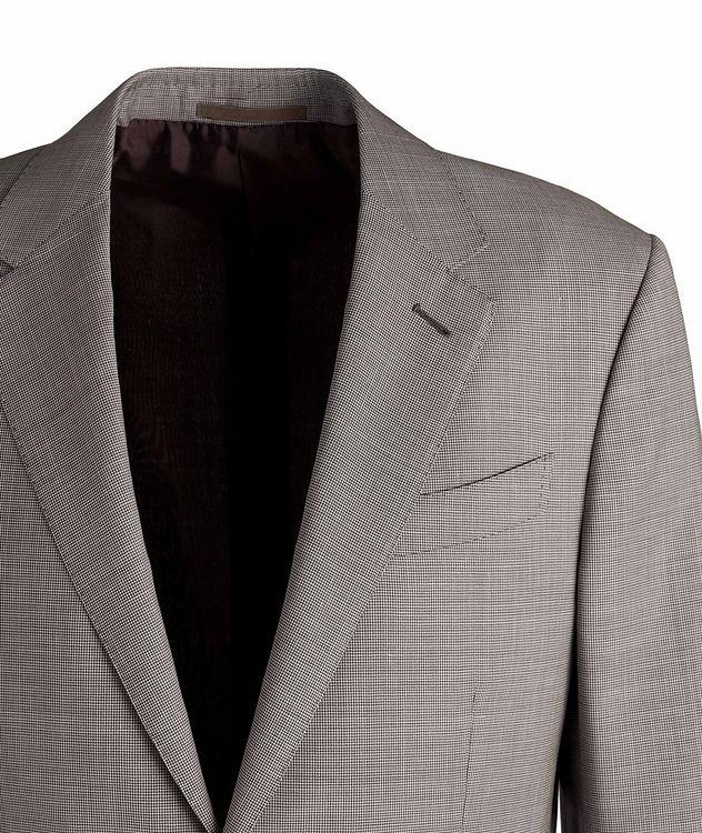Trofeo Summer Wool Line Silk Suit picture 3