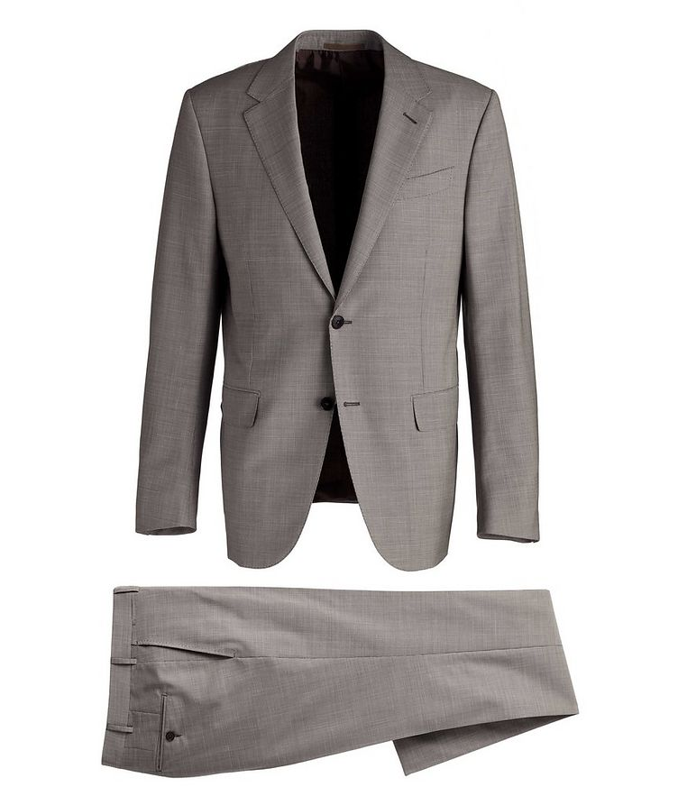Trofeo Summer Wool Line Silk Suit image 0