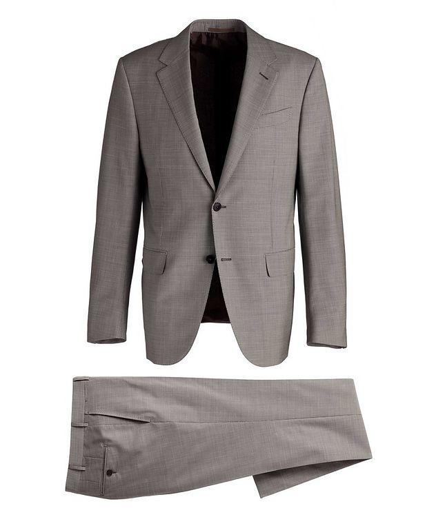 Trofeo Summer Wool Line Silk Suit picture 1