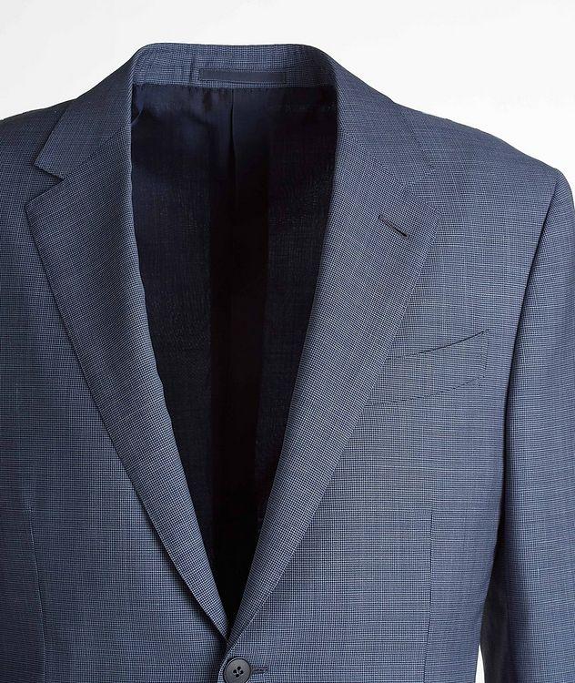 Milano Easy Mini Checked Suit picture 3