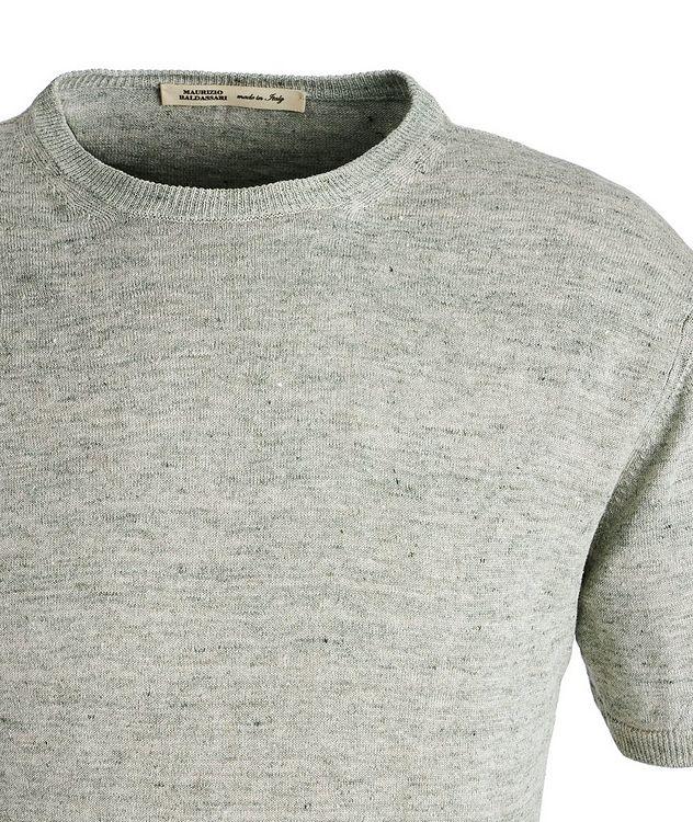 Knit Linen T-Shirt picture 2