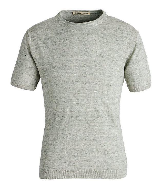 Knit Linen T-Shirt picture 1