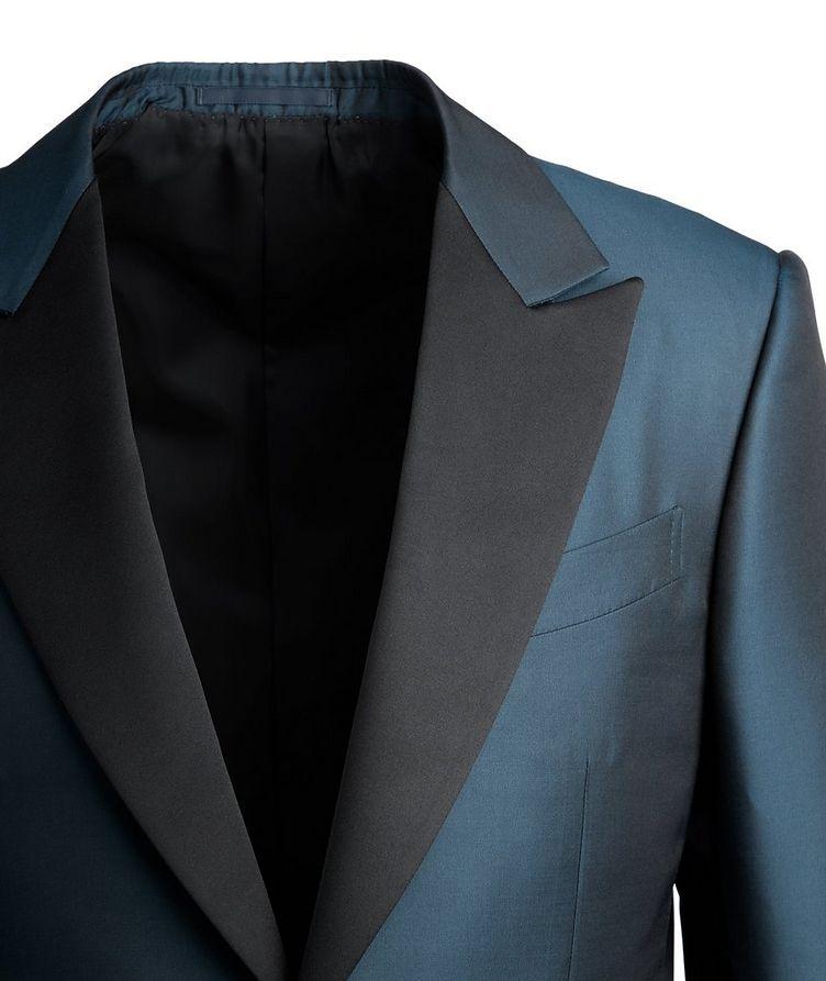 Cashmere Silk Tuxedo Jacket image 1
