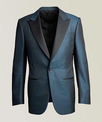 Ermenegildo Zegna Cashmere Silk Tuxedo Jacket