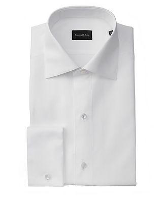 Ermenegildo Zegna Milano Cotton Dress Shirt