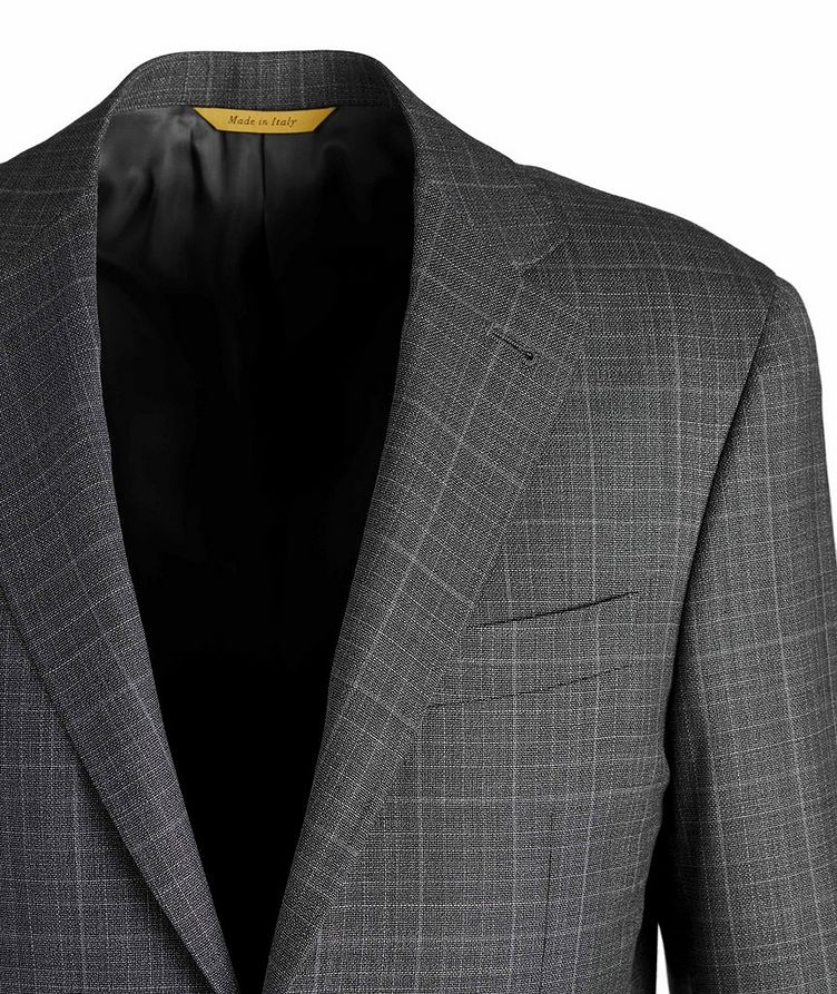 Kei Natural Comfort Wool Suit image 2