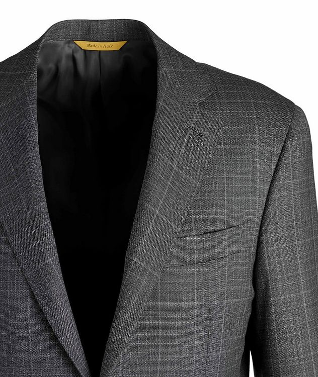 Kei Natural Comfort Wool Suit picture 3