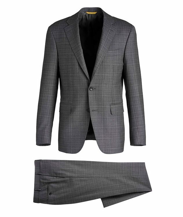 Kei Natural Comfort Wool Suit picture 1