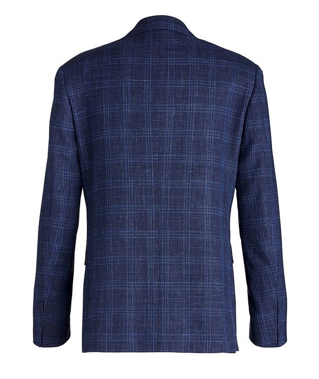 Kei Travel Wool, Silk, and Linen Suit picture 2
