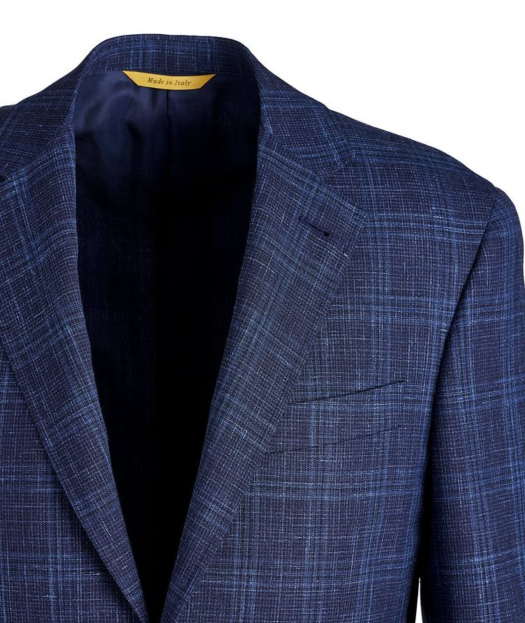 Kei Travel Wool, Silk, and Linen Suit image 2