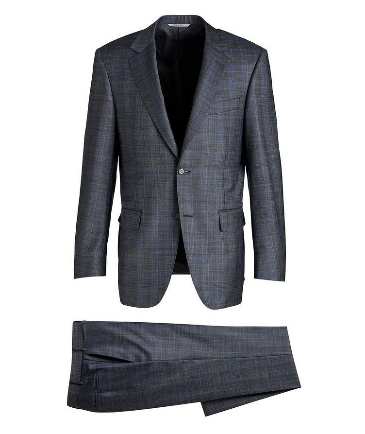 Slim-Fit Wool Suit image 0