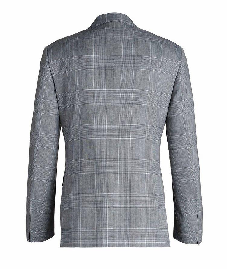 Kei Glen Check Wool Suit image 1