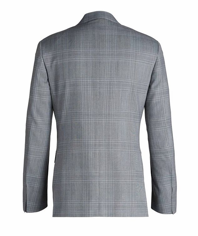 Kei Glen Check Wool Suit picture 2