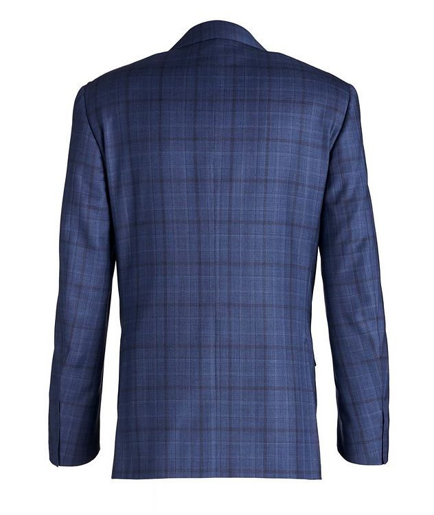 Slim-Fit Wool Suit picture 2