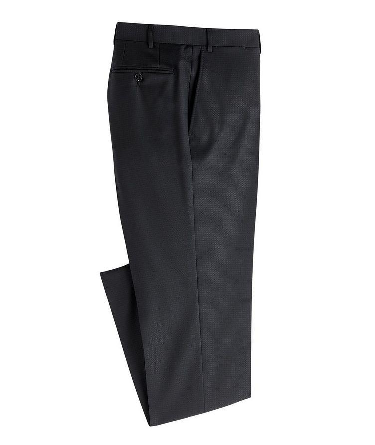 Slim-Fit Wool Suit image 3