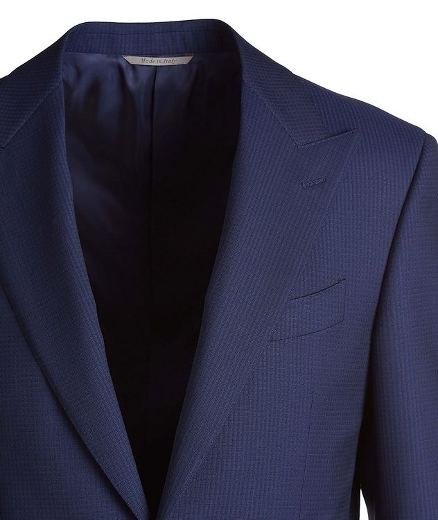 Slim-Fit Wool Suit picture 3