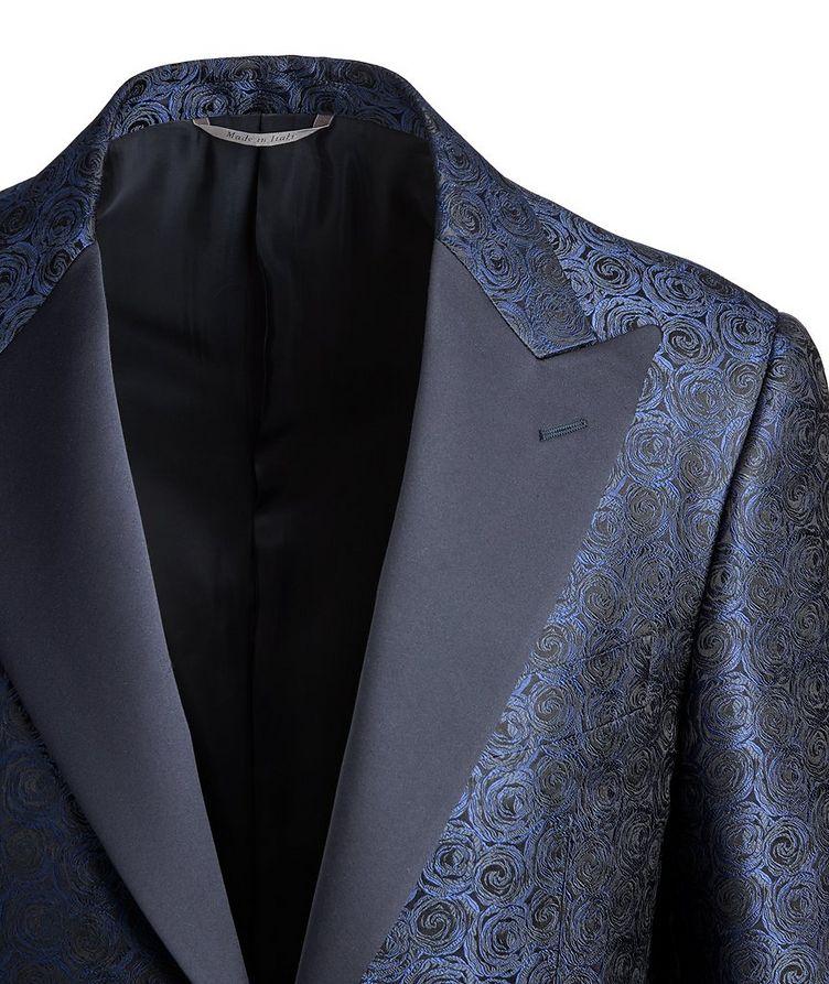 Jacquard Silk Tuxedo image 1