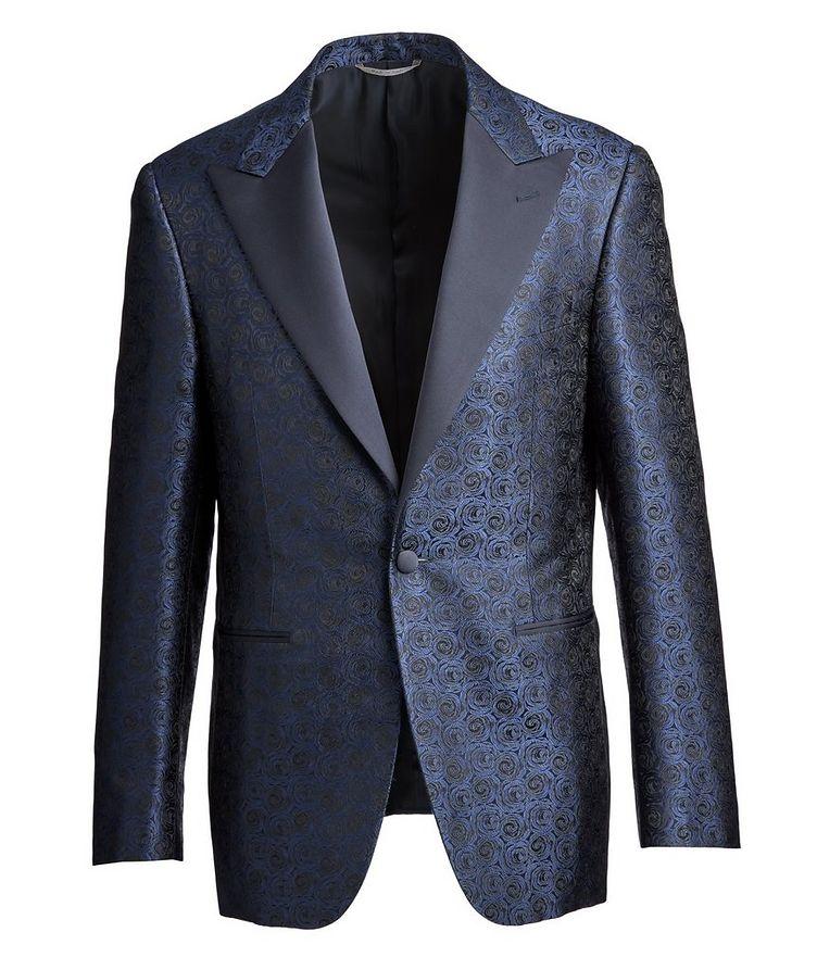 Jacquard Silk Tuxedo image 0