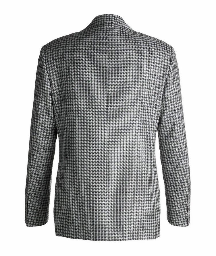 Kei Checked Wool Sports Jacket image 1