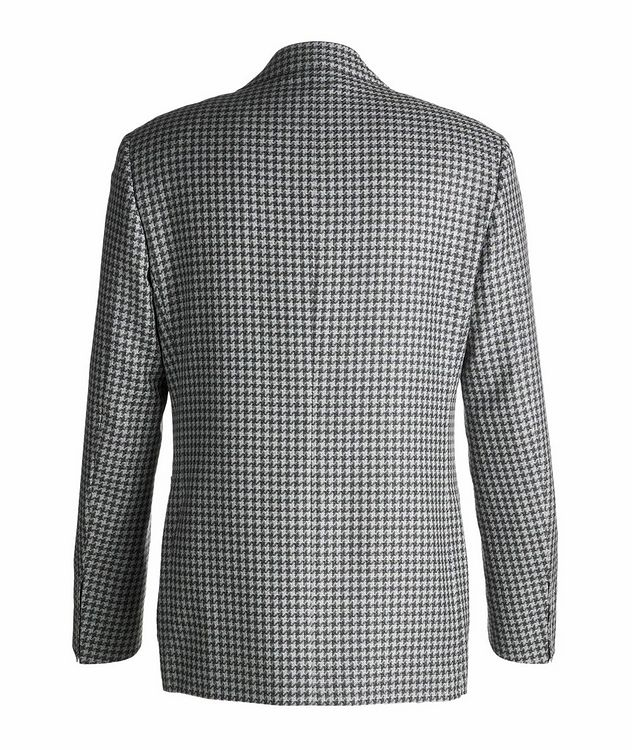 Kei Checked Wool Sports Jacket picture 2