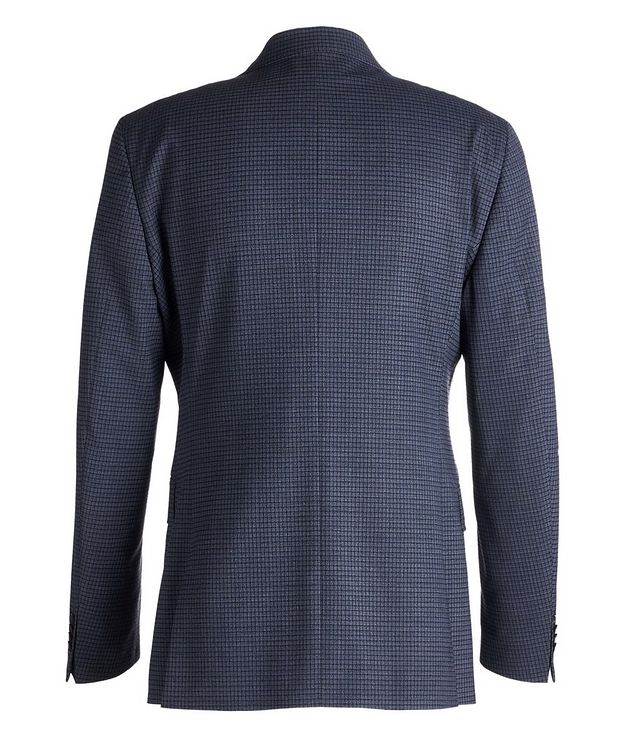 Gramott Slim-Fit Checked Sports Jacket picture 2