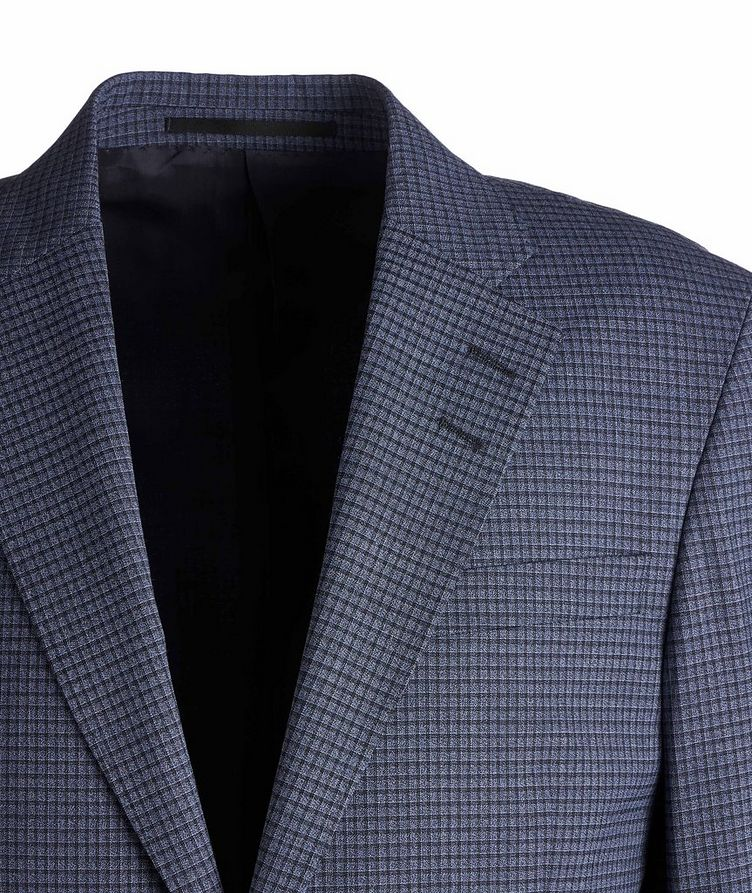 Gramott Slim-Fit Checked Sports Jacket image 2
