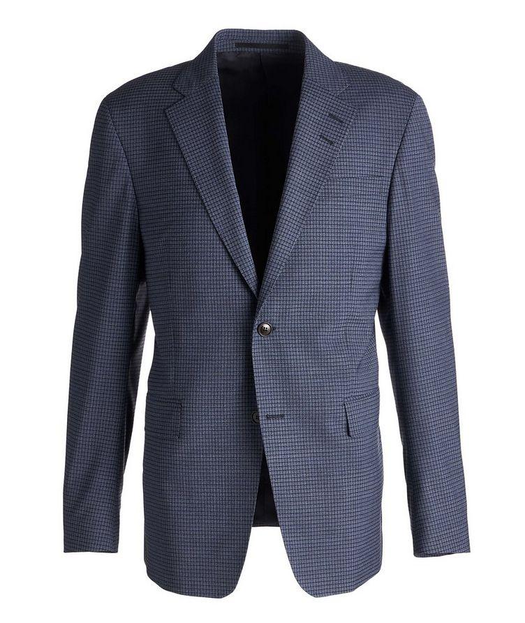 Gramott Slim-Fit Checked Sports Jacket image 0