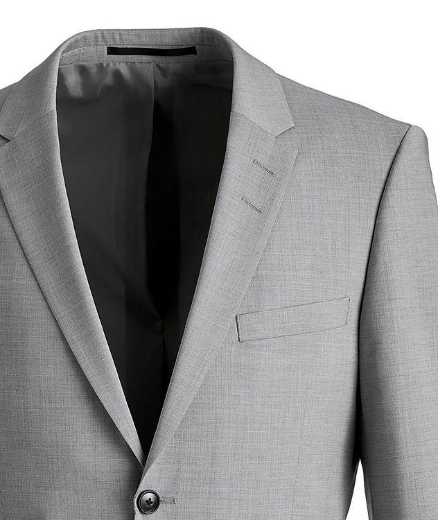 Slim-Fit Jerretts Stretch-Wool-Blend Sports Jacket picture 3