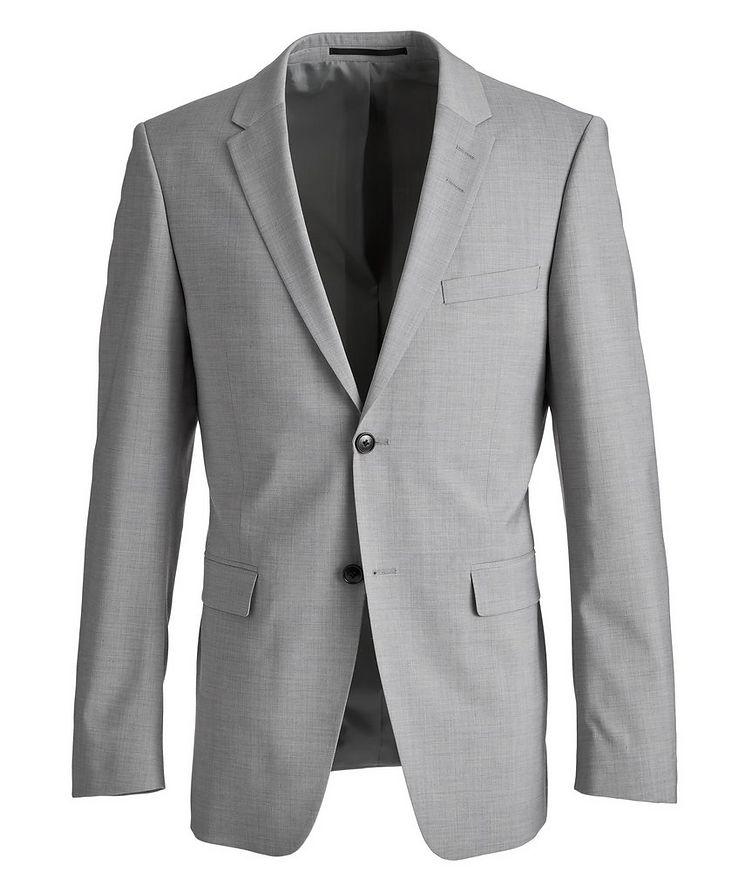 Slim-Fit Jerretts Stretch-Wool-Blend Sports Jacket image 0