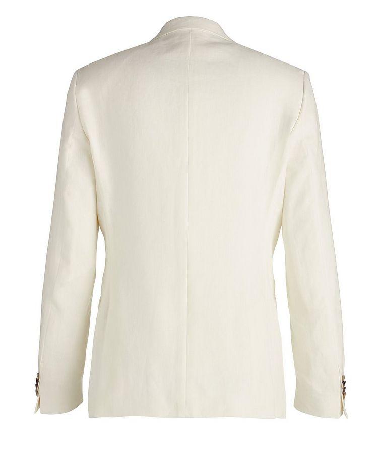 Slim-Fit Jamonte Linen Sports Jacket image 1