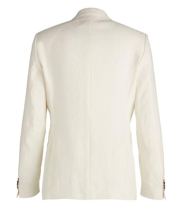 Slim-Fit Jamonte Linen Sports Jacket picture 2