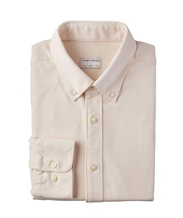 Fenald Long-Sleeve Cotton Sports Shirt picture 1