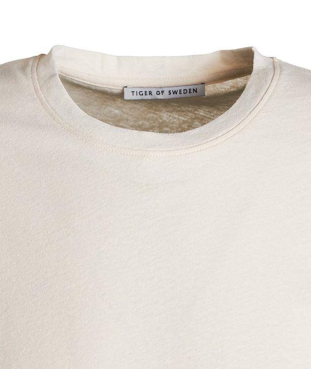Cotton-Linen T-Shirt picture 2