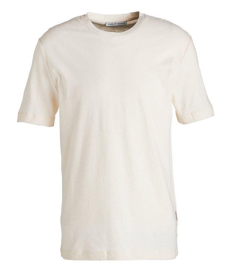 Cotton-Linen T-Shirt image 0