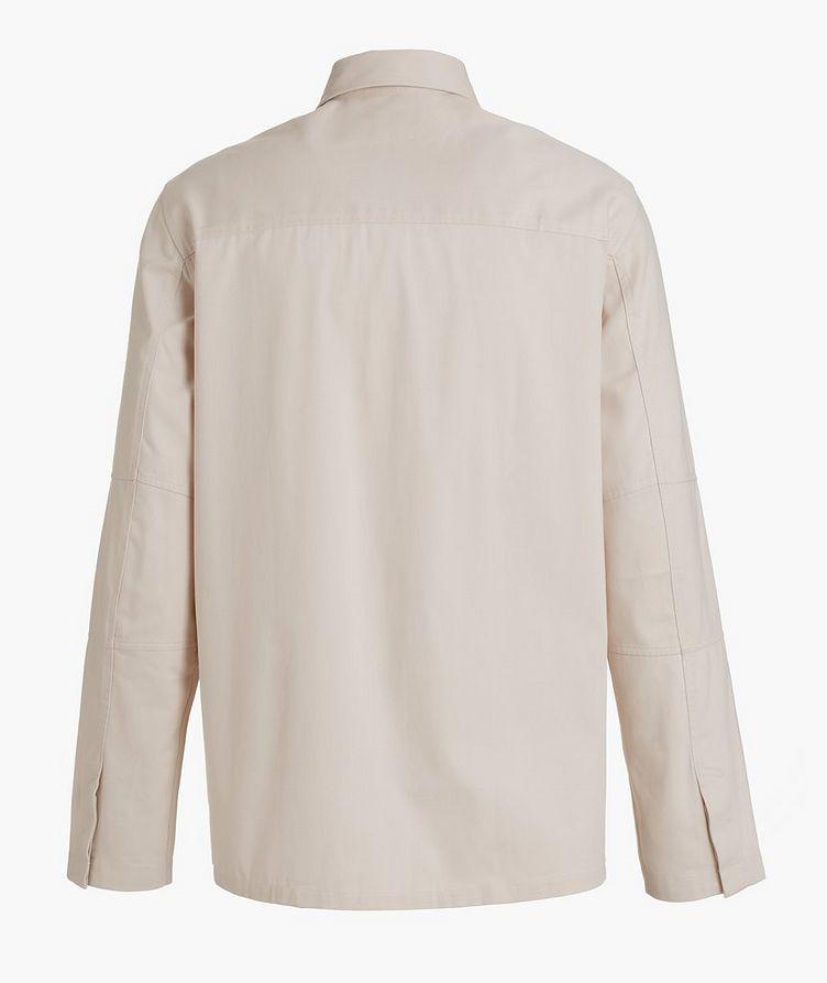 Siskin Cotton Overshirt image 1