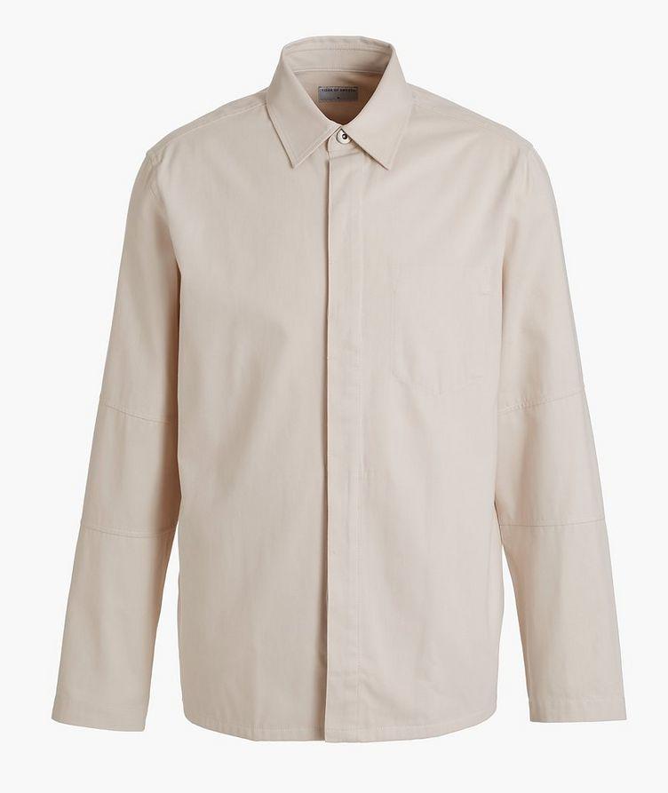 Siskin Cotton Overshirt image 0