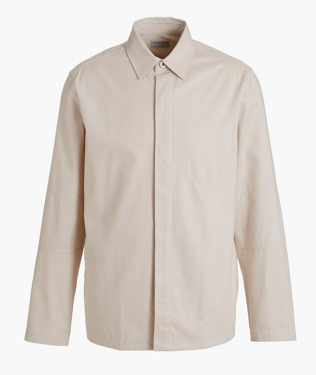 Siskin Cotton Overshirt picture 1